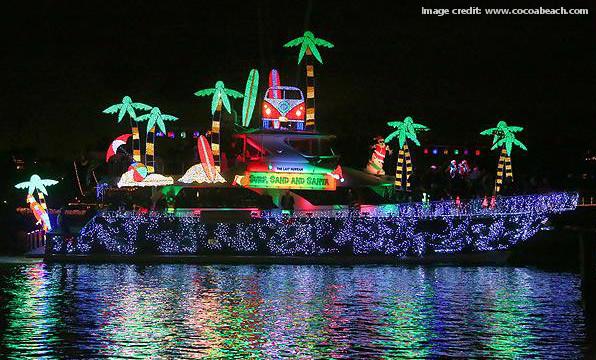 2015 Holiday Boat Parades In Brevard County Harbortown