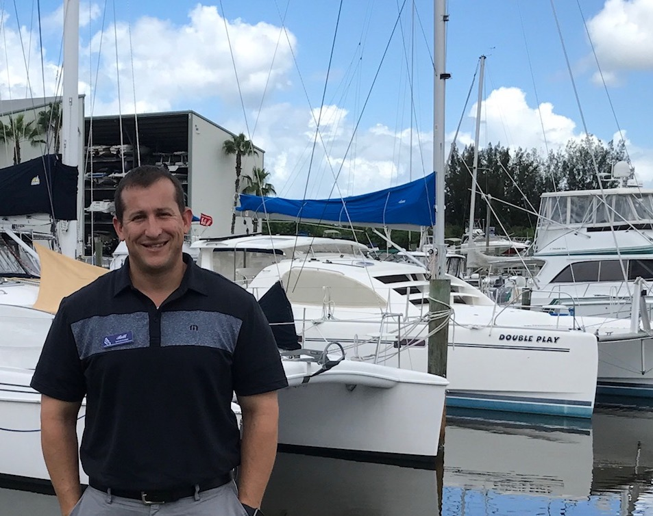 Harbortown Marina - Canaveral Full Service Marina Hires New General Manager